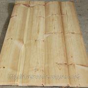 Сайдинг деревянный из сосны фото