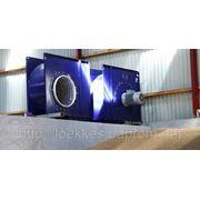 Вентилятор стационарный для зерносушилки фото