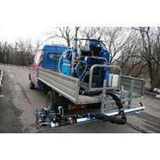 Разметочное оборудование RoadLazer Graco на шасси ГАЗель 3302 фото