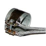 Хомутовый нагреватель тип DGP, ⌀ 30x40 мм, 205 Вт, 230 В, выводы 1000 мм фото