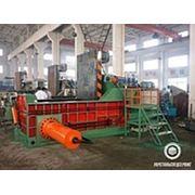 Гидравлический пресс пакетировочный Y81-250 фото