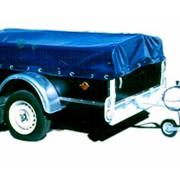 Грузовой прицеп Купава, модель 8281 (низкий тент) фото