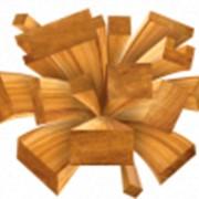 Экспорт доски обрезной, сосна фото