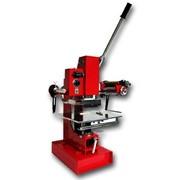 TIC 800TM - ручной пресс для горячего, блинтового, конгревного тиснения фольгой фото