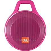 Колонки JBL Clip Plus Pink (JBLCLIPPLUSPINK), код 121859 фото