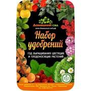 167 Домашний сад удобрения для цветущих и плодоносящих растений, Коробка фото