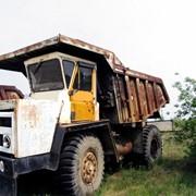 Карьерный самосвал БелАЗ 7522 фото