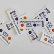 Индикатор химический одноразовый для контроля процесса стерилизации Стеритест Вл фото