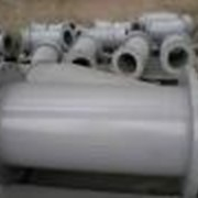 Трубы футерованные базальтом фото