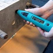 Электронный измеритель прочности бетона фото