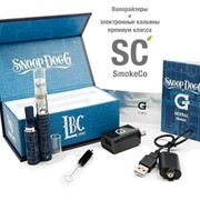 Вапорайзер Snoop Dogg | G Pen Loose Leaf™ Original (для сухих трав) фото