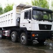 Самосвал Shaanxi SX3314DT366 375 л.с,8х4,40т фото