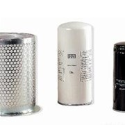 Фильтр - сепаратор для компрессоров и вакуумных насосов фото