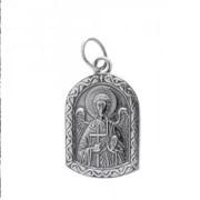 Нательная икона Ангел-хранитель - 2 фото