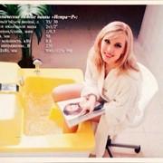 Бальнеологическая ванна для ног нафталанотерапии. фото