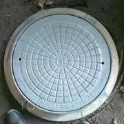 Люки чугунные канализационные тип-Л, CT-KZ фото