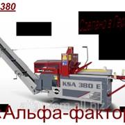 Дровокол или пильно-дровокольный станок KSA 380 фото