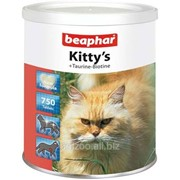 Витамины для кошек Beaphar Kitty's Taurin - Biotin 750 шт фото