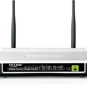 Точка доступа TP-Link TL-WA830RE DDP (300Mbps, 100мВт, 2,4Ghz, 2 антенны по 5дБи, усилитель беспроводного сигнала), код 70470 фото