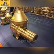 Сепараторы - очистители - осветлители сыворотки фото