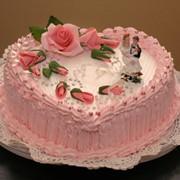 Торт весільний 42 фото