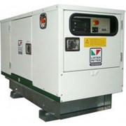 Дизельный генератор GLENDALE LISTER PETTER HSL24А-LE150 фото
