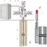 Подача химичекого реагента в колонну НКТ фото