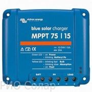 BlueSolar MPPT 75/15 фото