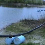 Очистка озер, рек; углубления водоемов, каналов, рек; расширение русел; очистки каналов, рек и различных водоемов, промышленных и сельскохозяйственных отстойников от ила, песка и других отложений фото