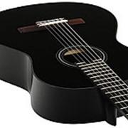 Классическая гитара Yamaha C40Black, черная фото
