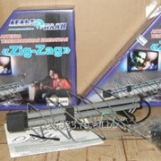 Активная антенна для циф.телевидения (блок.пит.и ус.ДМВ) Дельтоплан. Zig-zag В коробке фото
