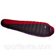 Спальный мешок Sir Joseph Erratic plus II 850/190/-12°C Red/Blue Right 922283 фото