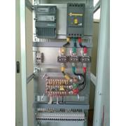 Монтаж электрощитового оборудования. фото