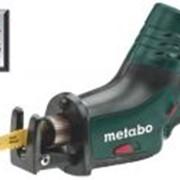 Аккумуляторная сабельная пила METABO PowerMaxx ASE (каркас) (602264890) фото