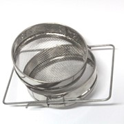 Фильтр для меда, O 200 мм. оцинковка фото