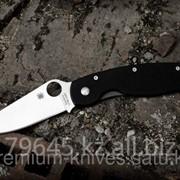 Нож складной: Spyderco Military (сталь CPM-S30V) фото