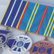 Медальная колодка (наборная) фото