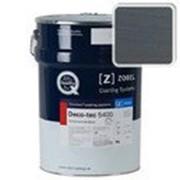 Лак фасадный ZOBEL Deco-tec 5400/5420 Blau 5.00 шелковисто-матовый, 1л фото