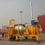Завод асфальто-бетонный мобильный фото
