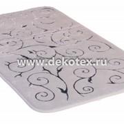 Коврик ванной комнаты Kolser Pamuklu 1-60/100 Rambler темно-серый (1/20) фото