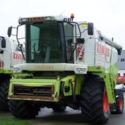 Комбайны зерноуборочные Claas Lexion-480 фото