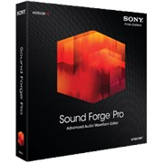 Sony Sound Forge Pro 11 Upgrade (Sony) фото