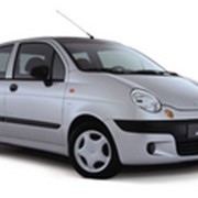 Аренда автомобиля Daewoo Matiz 0.8i Мanual фото