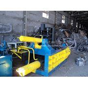 Пресс для металлолома Y83UA-100, Y83UA-125, Y83UA-135, Y83UA-160 фото