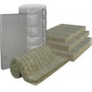 Линия для производства базальтовых полотен матов, мягких и полужестких плит фото