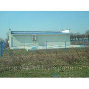 Очистные сооружения Биолидер - 400 куб/сутки (железобетонная конструкция) фото