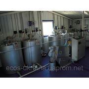 Цех механического обезвоживания осадка ЦМО® фото