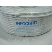 Коаксиальный кабель F660BV 75Om - 1 метр фото