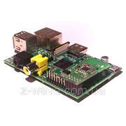Плата расширения RaZberry для Raspberry Pi - ZME_RAZ_EU фото
