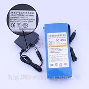 12V 12000mAh Литий-полимерный перезаряжаемый аккумулятор Polymer Lithium-ion Rechargeable Battery фото